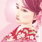【Doll☆Elements】小泉遥さん イメージイラスト